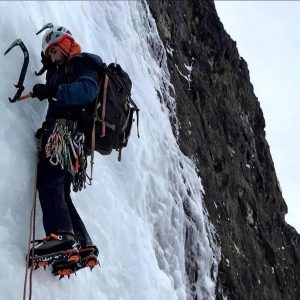 New Routes in Patagonia