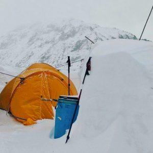K2 Expedition Hits Winter; Small Teams to Shimshal, Langtang