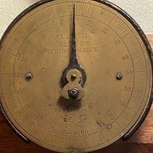 Robert Scott's Scales Returned to Antarctica