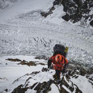K2: O'Brady, Others Hit By Rockfall