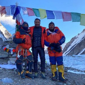K2: Two Summiters Safely Back in Base Camp; Others Rest in C3