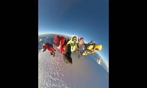 K2: Video of Nepalis' First Footsteps on the Summit