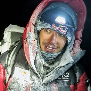 Purja Confirms: No Oxygen on K2