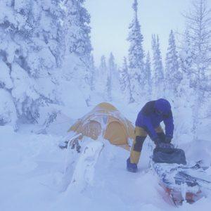 A Polar Traveler Looks at Winter K2
