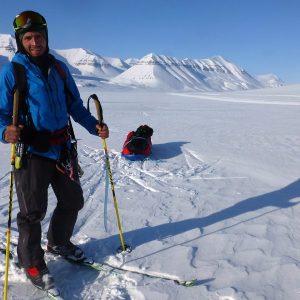 1,000km By Ski Across Svalbard