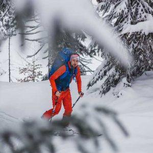 The First Solo Ski Across Ukraine's Carpathian Mountains