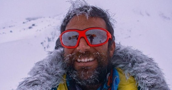 Alex Txikon portrait