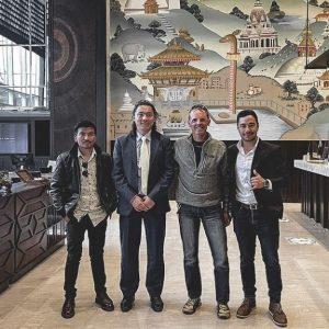 Celebrity Dining in Kathmandu
