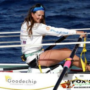 Jasmine Harrison Becomes Youngest Woman to Row an Ocean Solo