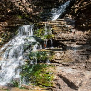 Natural Wonders: Eternal Flame Falls
