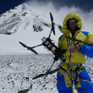 Game-Changer: Drones in the Himalaya