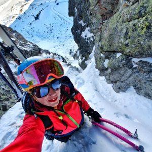 Stefi Troguet, Back for Dhaulagiri, Broad Peak, and K2