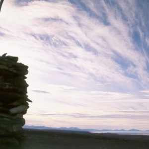 The Stories That Arctic Cairns Tell