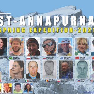 K2 Winter Climbers Meet Again on Annapurna