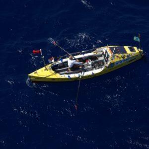 Erden Eruc to Row From California to Hong Kong