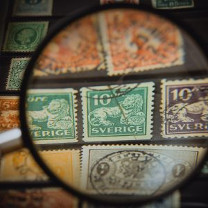 Explorers, Expeditions, and Postage Stamps