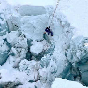 Everest: Avalanche Blocking the Khumbu Icefall? COVID in Base Camp
