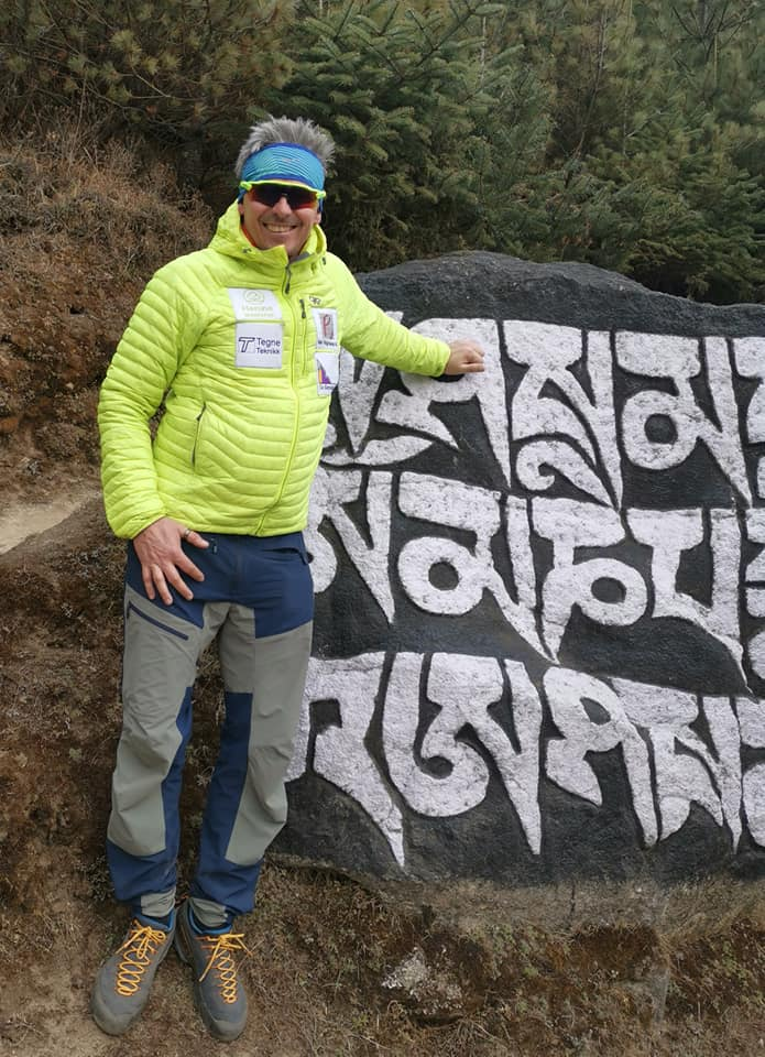 Erlend Ness, the one confirmed COVID victim from Everest