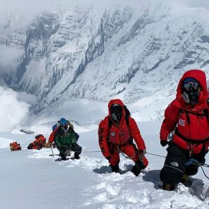 Annapurna Wrap-Up: Interview with Mingma Dorchi Sherpa