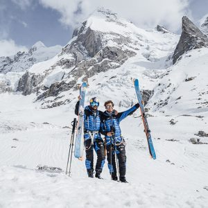 Video: Andrzej Bargiel's Ski of Laila Peak
