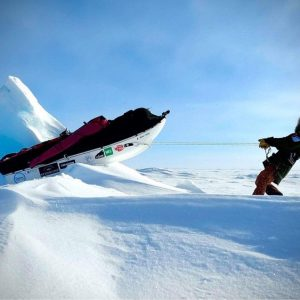 Canadian Arctic Expedition Trades Skis for Canoes