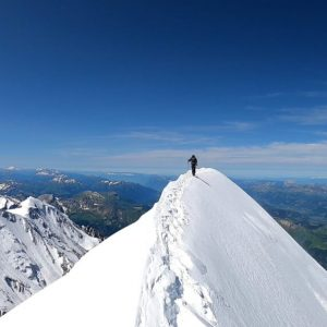82 Peaks, 80 Days: Two Italians Climb All the 4,000'ers in the Alps