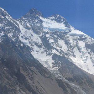Late Summits on Broad Peak and GII