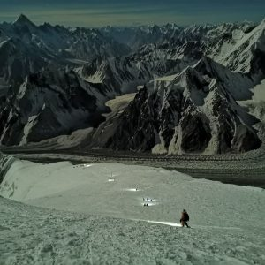 Broad Peak: Exclusive Report from Camp 3