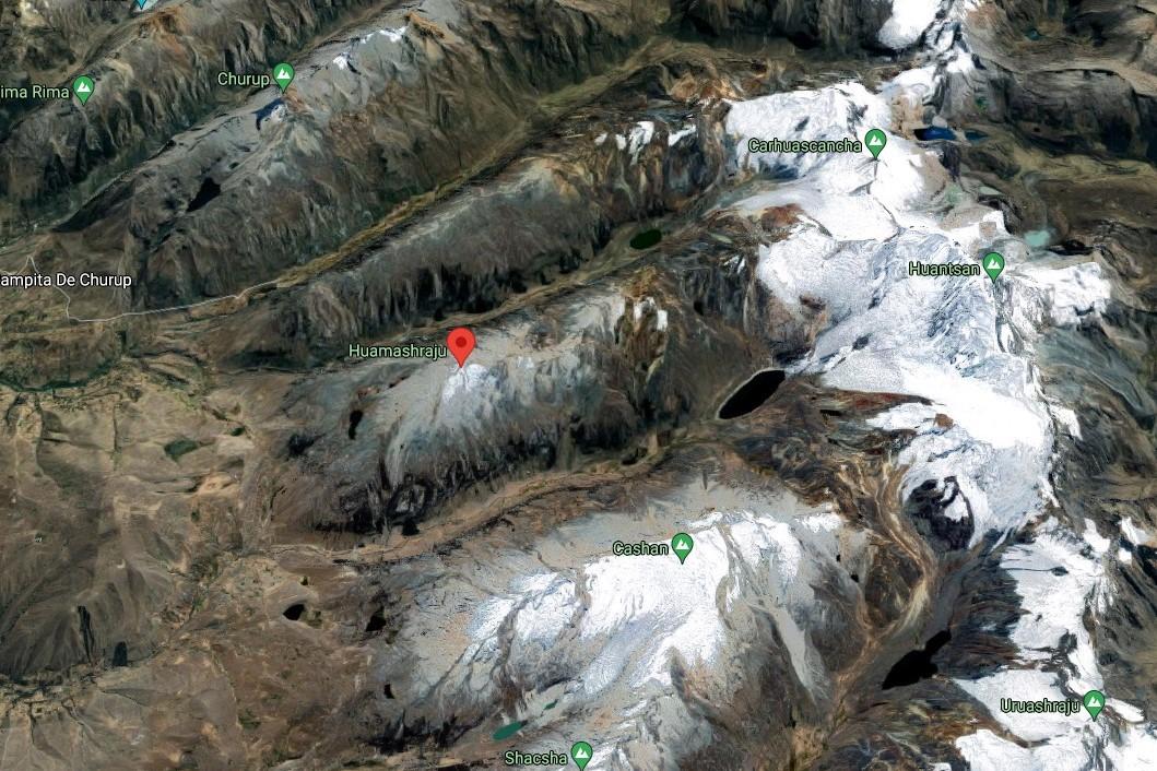 Huamashraju - Google Maps