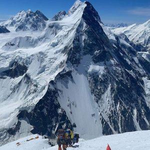 Summit Updates: K2, Broad Peak, Gasherbrum I