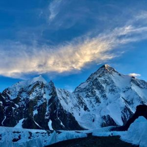 K2 Summit Push: Three Try A Surprise New Route