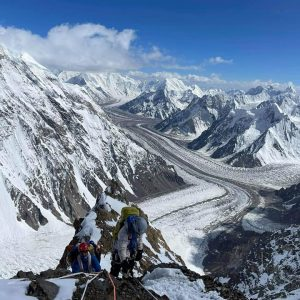 How Safe are the Ropes on K2?