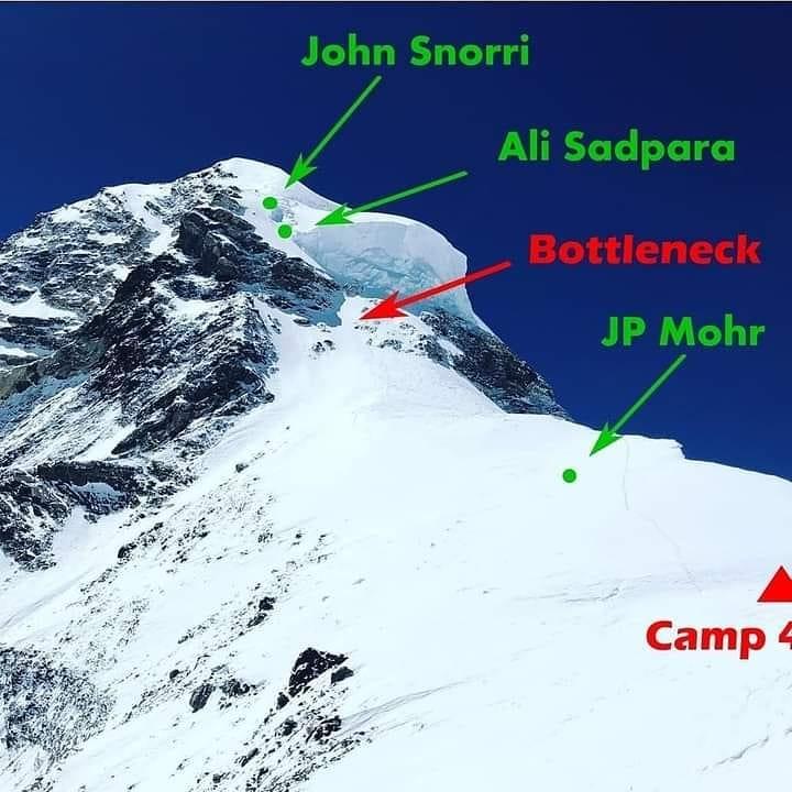 K2 Climbing Ends, Mystery-Solving Begins » Explorersweb