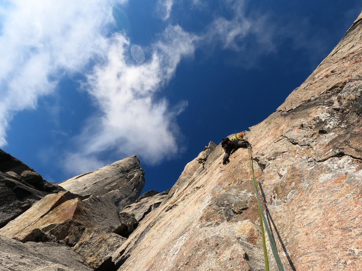 baffin island climbing sarah mcnair-landry erik boomer