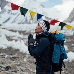 Lakpa Sherpa on K2 and Manaslu