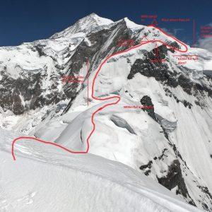 Rakaposhi Update: Climbers Descending!