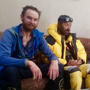 Rakaposhi: Climbers Rescued Despite Close Call at 6,200m