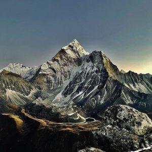 Ama Dablam: A Climbers' Guide