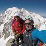 Egloff Breaks Speed Record on Denali