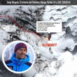 Nanga Parbat Climbers Summit, then Descend to Camp 4
