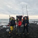 The River of The Trembling Spirit - An Unsupported Crossing of Iceland By Ski, Packraft and on Foot