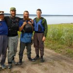 Labrador Canoeists Soggy but Successful