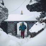 Jost Kobusch Picks West Ridge for Everest Winter Solo