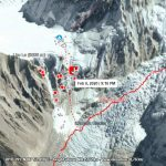 Tension on Everest -- Jost Kobusch Descends at Night