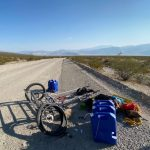 Roland Banas Completes First Summer Crossing of Death Valley