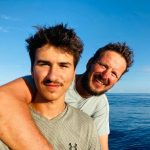 Father and Son Crossing Atlantic in Hurricane Season