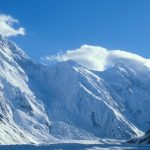 A New Route on a 6,000m Peak in Pakistan