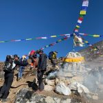 Winter K2 News, Ama Dablam Summit Push