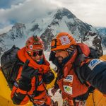 K2 Exclusive: Alex Gavan Reports From  Base Camp