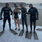 Russian Woman Sets Longest Under-Ice Swim Record